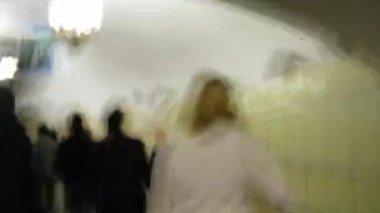地铁时间间隔 — 图库视频影像