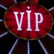 Stock Video: Vip neon light casino