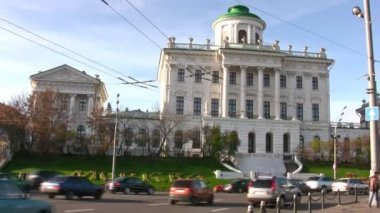 帕什科夫的房子。莫斯科 — 图库视频影像