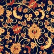 Carpet vector — Vettoriale Stock #16909059
