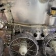 Russian moon probe in The Memorial Museum of Cosmonautics — Video
