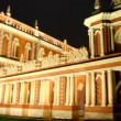 Grand Palace after the restoration in Tsaritsino, Moscow — Stock Video