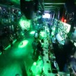 "Opening of night club ""Look in Rooms"", Moscow, Russia. — Stock Video"