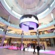 Stock Video: Shoppers at Dubai Mall in Dubai, United Arab Emirates.