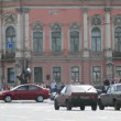 Nevsky prospect in Sankt-Petersburg, Russia. — Stock Video #27546229
