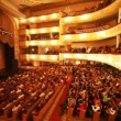 "In hall expect continuation of operetta ""Graph Monte Cristo\"" at Moscow Operetta Theater — Stock Video"