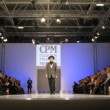Men demonstrate Slava Zaytsev collection during CPM show — Stock Video