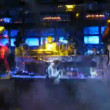Stage of Imperia Lounge during Europa Plus TV party — 图库视频影像