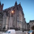 Dublin, Ireland, Christ Church Cathedral. — Stock Video #28063315