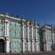 Winter Palace in St Petersburg — Stock Video