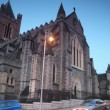 Stock Video: Dublin, Ireland, Christ Church Cathedral