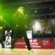 Three teams perform at IV All-Russian Championship HHI - Cup of Russia — Stock Video