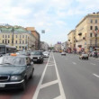Cars move on Nevsky Avenue — Stock Video #28817241