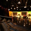 Filming TV Show in Ostankino TV center, studio NTV — Stock Video