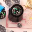 Twelve different multi-colored compasses — Stock Video #29829315