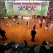 Stock Video: Many kids at VIII World Dance Olympiad in Sokolniki