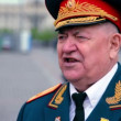Stock Video: Ivan A. Sluhay chairman of Moscow Committee of War Veterans