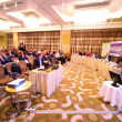 Stock Video: Speaker on IX Annual Conference - Leasing in Russi2010