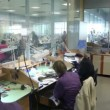 Stock Video: Around workshop at one of manufacturing divisions of the Estet Jewelry House