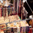 Stock Video: People at bijouterie market at VVC