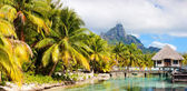 Bora Bora landscape — Photo