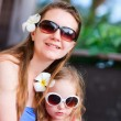 Mother and daughter portrait — Stock Photo #12732715