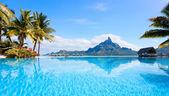 ボラボラ島の風景 — ストック写真