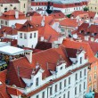 Prague panorama — Stockfoto