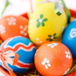 Hand painted Easter eggs — Stock Photo #15338173