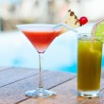 cocktail esotici — Foto Stock