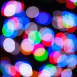 Bokeh background - Foto Stock