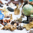 Stock Photo: flea market