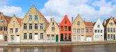 Brygge stad i belgien — Stockfoto