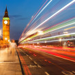 Stock Photo: London at night
