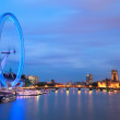 London at night — Stock Photo #32363297
