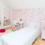 Little girl room — Stock Photo