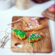 Gingerbread cookies — Stock Photo #37006953