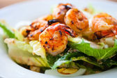 Shrimp salad — 图库照片