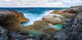 Eleuthera island landscape — Stock Photo