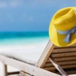 Tropical beach vacation — Stock Photo #44986855