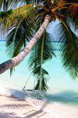 Spiaggia tropicale — Foto Stock