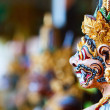 Balinese God statue — Stock Photo #48159053