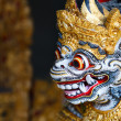 Balinese God statue — Stock Photo #48159061