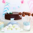 Dessert table — Stock Photo #48159111