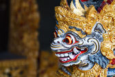 Balinese God statue — Stock Photo