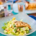 Caesar salad — Stock Photo #50236159