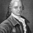 Stock Photo: Gotthold Ephraim Lessing