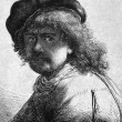 Rembrandt — Stock Photo