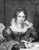 Adelaide of Saxe-Meiningen — Stock Photo