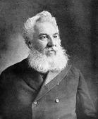Alexander Graham Bell — Stock Photo